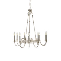 Chelsea House by Wildwood Lamps CM 9 Light Chandelier 68329