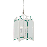 CM 4 Light 15 inch Chandelier Ceiling Light