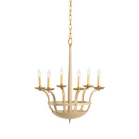 Chelsea House by Wildwood Lamps CM 6 Light Chandelier 68550