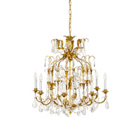 Chelsea House by Wildwood Lamps CM 8 Light Chandelier 68621