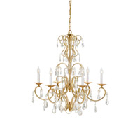 Chelsea House by Wildwood Lamps CM 6 Light Chandelier 68623