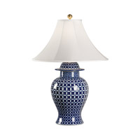 Chelsea House by Wildwood Lamps Pam Cain 1 Light Table Lamp 68670