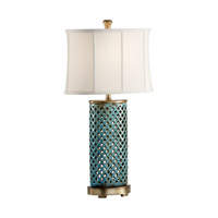 Chelsea House by Wildwood Lamps CM 1 Light Table Lamp 68677-2