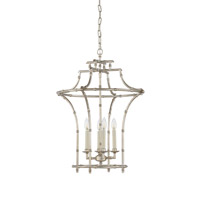 CM 4 Light 21 inch Chandelier Ceiling Light