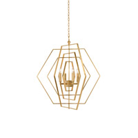 Chelsea House by Wildwood Lamps Lisa Kahn 4 Light Chandelier 68746