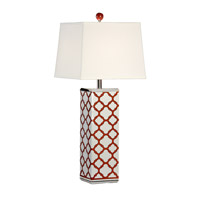 Chelsea House by Wildwood Lamps Marie Galloway 1 Light Table Lamp 68766