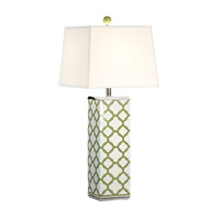 Chelsea House by Wildwood Lamps Marie Galloway 1 Light Table Lamp 68767