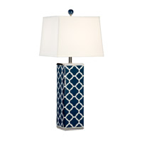 Chelsea House by Wildwood Lamps Marie Galloway 1 Light Table Lamp 68768