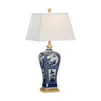 Chelsea House by Wildwood Lamps CM 1 Light Table Lamp 68803