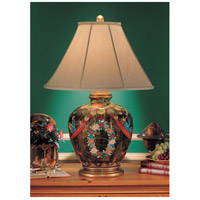 Wildwood Lamps Lounging Monkey Table Lamp in Acrylic Lacquer On Porcelain 7351 photo thumbnail