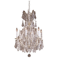 Wildwood Lamps Silver And Crystal Chandelier 7748
