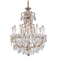 Wildwood Lamps 12 Light Crystal Chandelier 7751