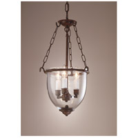 Wildwood Lamps Hanging Glass Lantern 7785