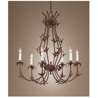 Wildwood Lamps WM Chandelier 7786