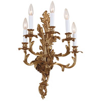 Wildwood Lamps Signature Sconce in French Gold 7792