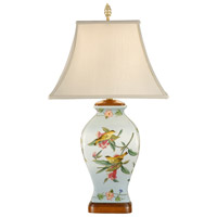 Wildwood Lamps Tropical Birds Table Lamp 9106 photo thumbnail