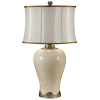 Wildwood Lamps Cracked Pot Table Lamp in Hand Made And Finished 9207
