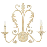 Old White Wall Sconces