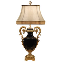 Wildwood Lamps Amphora Urn Table Lamp in Porcelain 9400