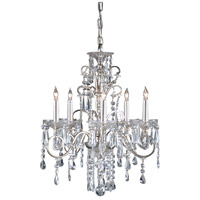 Wildwood Lamps Silver Chandelier 9437