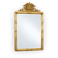 Wildwood Lamps Wheat Carved Mirror 98541