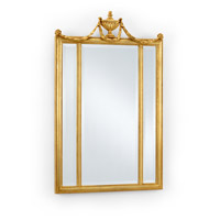 Wildwood Lamps Carved Frame Mirror 98934