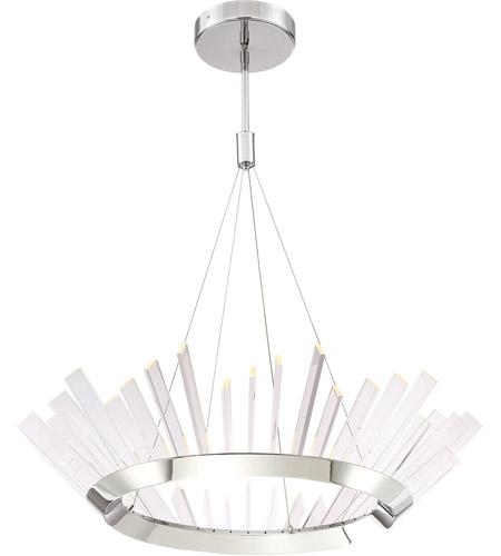 Zeev lighting cd10149ledss halo led 36 inch stainless steel zeev lighting cd10149ledss halo led 36 inch stainless steel chandelier ceiling light mozeypictures Gallery