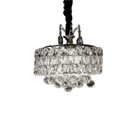 Zeev Lighting Belle LED Mini Chandelier in Chrome 13920