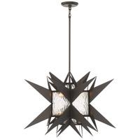 Zeev Lighting CD10125/8/ORB Astrum 8 Light 28 inch Oil Rubbed Bronze Chandelier Ceiling Light