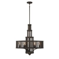 Aetas 6 Light 28 inch Oil Rubbed Bronze Chandelier Ceiling Light