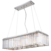 Quentin 10 Light 16 inch Chrome Chandelier Ceiling Light