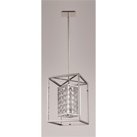 Struttura 1 Light 10 inch Stainless Steel Pendant Ceiling Light
