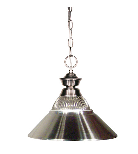 Z-Lite Signature 1 Light Pendant in Bronze 100701PT-RBN photo