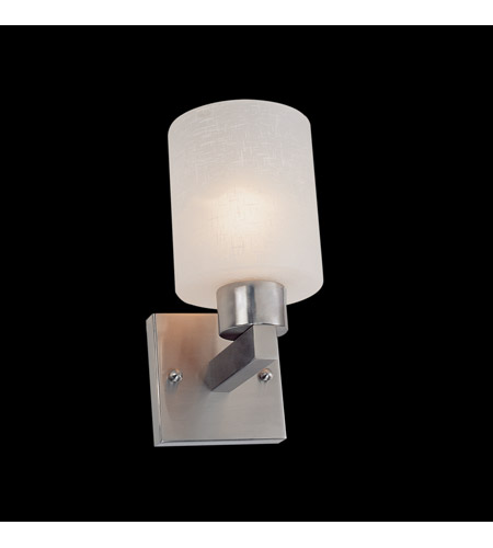 Z-Lite Cobalt 1 Light Wall Sconce in Brushed Nickel 152-1S photo