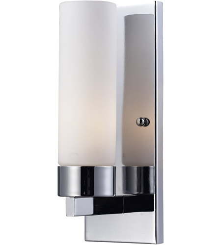 Z-Lite Ibis 1 Light Wall Sconce in Chrome 163-1S photo