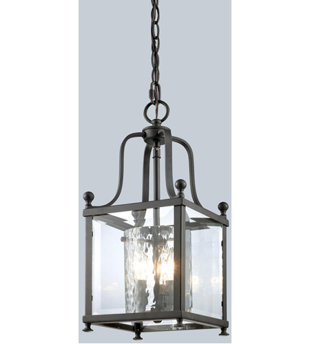 Z-Lite Bronze Fairview Pendants