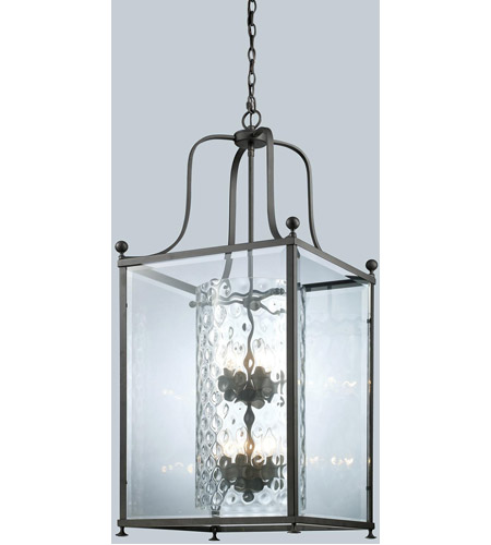 Z-Lite 177-8 Fairview 8 Light 19 inch Bronze Pendant Ceiling Light photo