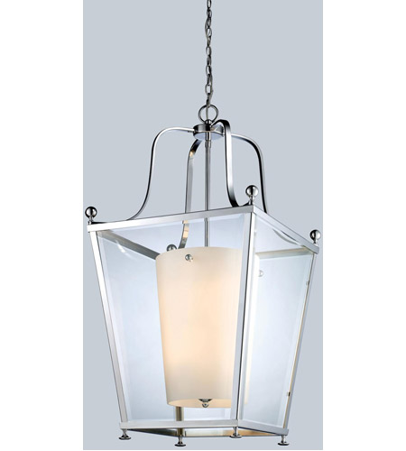 Z-Lite Ashbury 8 Light Pendant in Chrome 178-8 photo