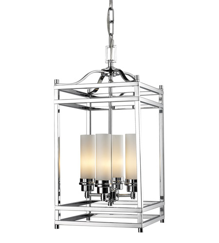 Z-Lite Altadore 4 Light Pendant in Chrome 180-4 photo