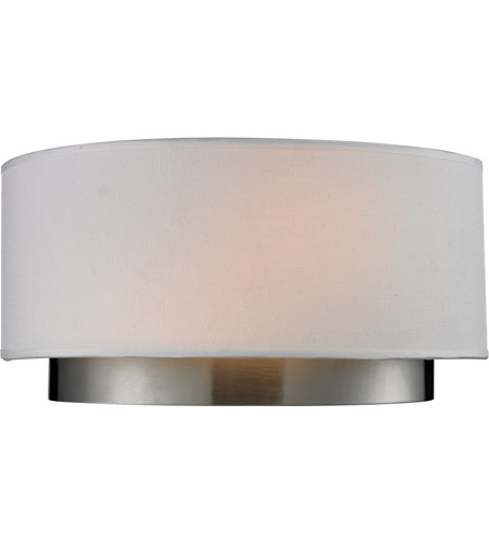 Z-Lite 186-2S Jade 2 Light 12 inch Chrome Wall Sconce Wall Light photo