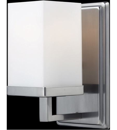 Z-Lite Tidal 1 Light Vanity in Brushed Nickel 1900-1V photo