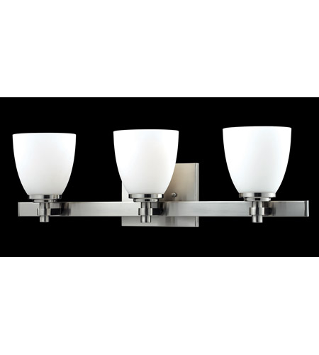 Z-Lite Dorsett 3 Light Vanity in Brushed Nickel 1902-3V photo