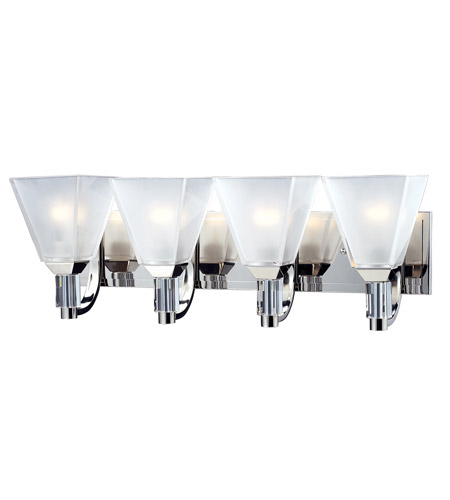 Z-Lite Luxe 4 Light Vanity in Chrome 1909-4V photo