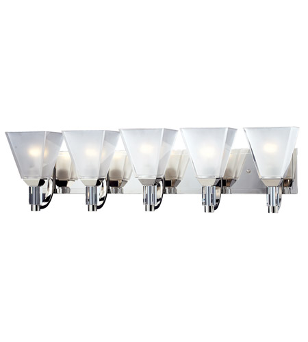 Z-Lite Luxe 5 Light Vanity in Chrome 1909-5V photo
