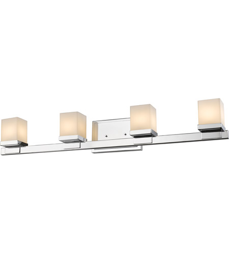 Z-Lite Chrome Cadiz Bathroom Vanity Lights