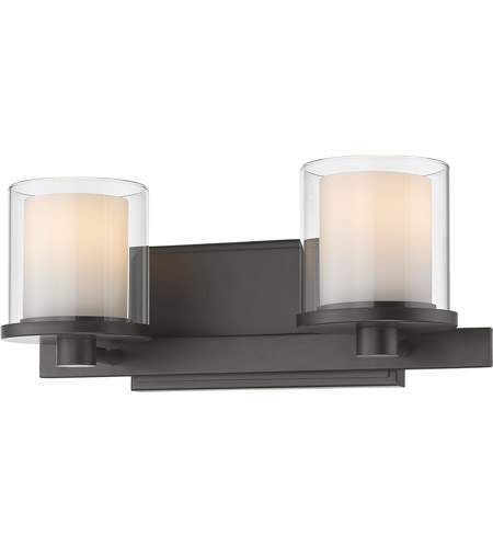Bronze Schema Bathroom Vanity Lights