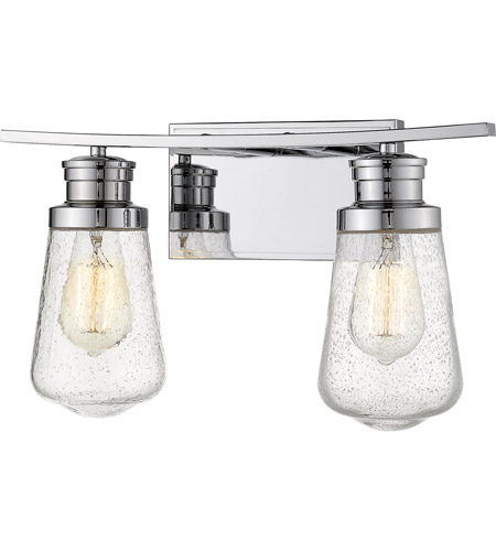 Chrome Gaspar Bathroom Vanity Lights
