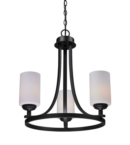 Z-Lite 2006-3 Chambley 3 Light 19 inch Oil Rubbed Bronze Chandelier Ceiling Light photo