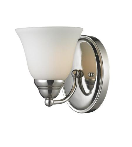 Z-Lite Athena 1 Light Vanity in Chrome 2108-1V photo