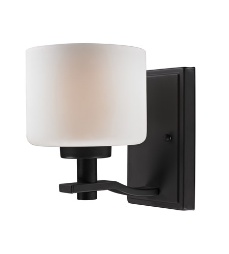 Z-Lite Arlington 1 Light Wall Sconce in Oil Rubbed Bronze 220-1S photo